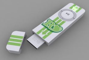 IPOD shuffle revamp by ness84
