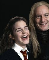 Lucius and Hermione 2 by MistressAinley