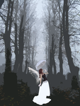 Graveyard fairy by ADreamforME
