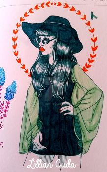 Sketchbook - Witchy Warm Up by witchhboy