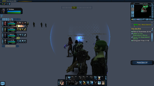 Thevoid by marhawkman