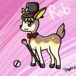 Rob the Deerling by BeybladerSteph-chan