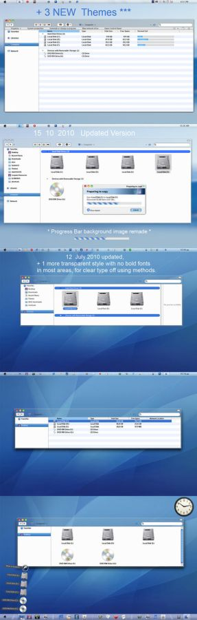 APPOLON THEMES for windows 7