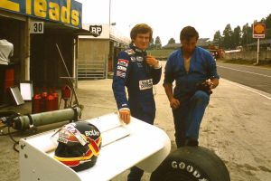 Thierry Boutsen (Great Britain Test 1983) by F1-history