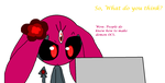 What happens when Rosaemon sees other demons.... by LazyLatiasLover