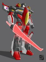 Armada Starscream by rattrap587