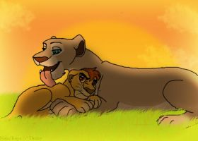 Mom's boy Kopa by RIOPerla