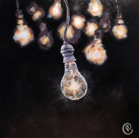 Light-bulb by gotlandsrickard