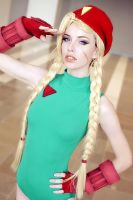 Palmcon - Cammy White by MeganCoffey