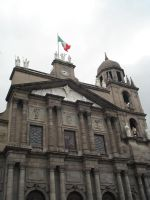 The Cathedral of Toluca 1. by Felzm