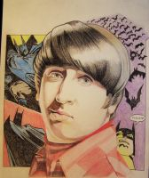 Howard Wolowitz by professorwagstaff