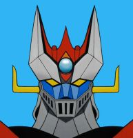 Great Mazinger by MassimoAtlas