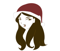 Holiday Icon of myself by Artlyss