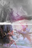 Final Fantasy 13-2 by YRPT