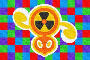 Spin Rotom Stitches by icycatelf