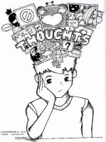 Doodle: Thoughts by eunhaerepublic