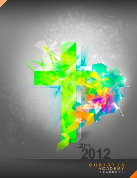 Christus Yearbook Cover Before Revision by lliru