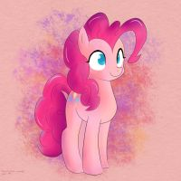 just pinkie by Bio-999
