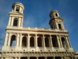 Saint Sulpice by SharkVamps