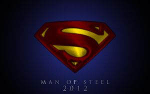 Man Of Steel by monkeybiziu