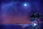 Let's Go Stargazing Tonight by athe-nya