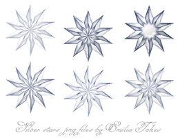Silver stars stock images by Hermit-stock