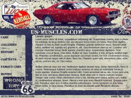 us-muscles.com -layout by MahoneyCZ