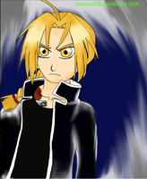 Edward Elric V. 2 by NeonCat22