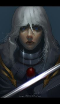 Griffith sketch by TheFearMaster