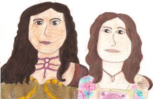 Inara and Kaylee by Firefly-Club