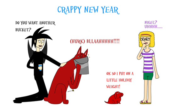 Crappy New Year by TheRanter1