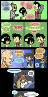 LoK: Team Avatar Meets Team Avatar Pt. 2 by Neodusk