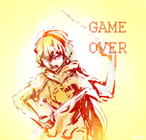 GAME OVER by starapture