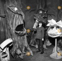 Jack on the H.R Pufnstuf set by todasark