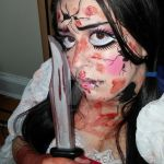 Killer Doll by J-SFX-Makeup