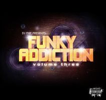 Funky Addiction CD Cover by SheriRi09