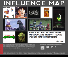 Mine very own influence map by Palinor