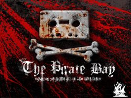 Pirate Bay Slaughter by p1zl3