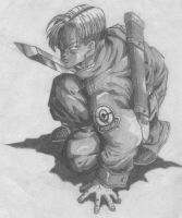 Trunks by FurioTigre