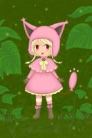 A Wild Skitty Appeared! by LeGray