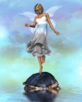 Fairy's Turtle Dance by tinablanton