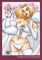 PSC - White Queen by aimo
