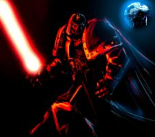 darth marine by slaine69