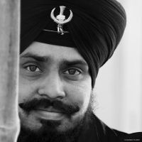 Sikh by AndrewToPhotography