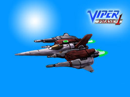 Viper Phase 1_ Judge Spear by arya74