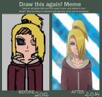 Meme before and after by Danut10B