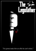 The Legofather by ryansd