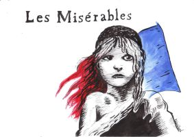 Les miserables by andulii