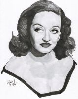 Bette Davis by s-carter