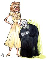 Detestable Fester Addams by after-the-funeral
